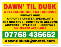 Wellesbourne Taxi Service