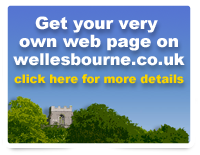 Wellesbourne Advert 2